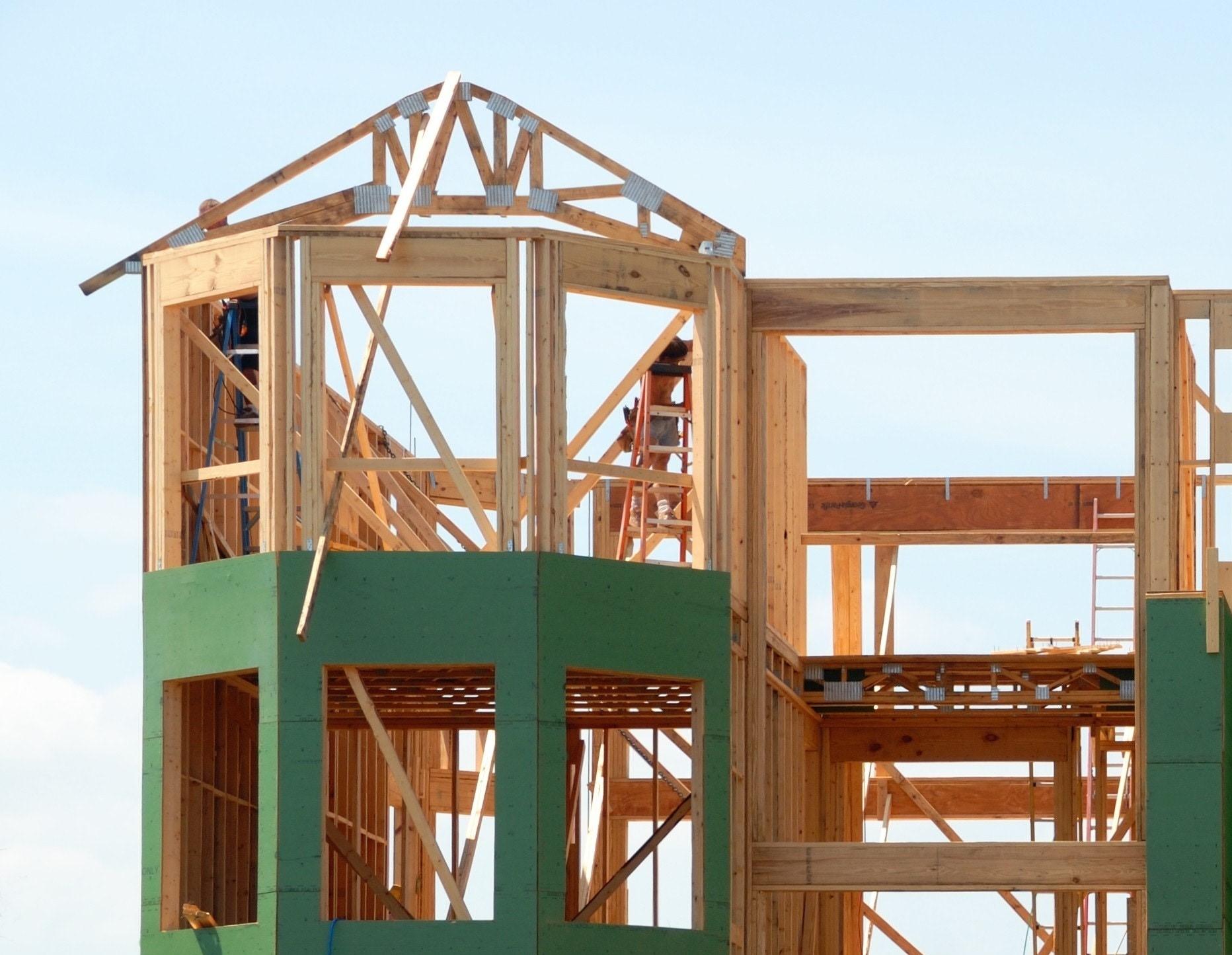 Constructions en bois : découvrez tous les avantages !